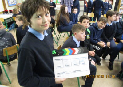 Young Irish Filmmakers