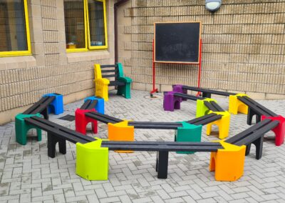 New Outdoor Classroom